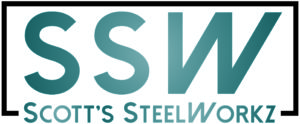 SSW logo with box